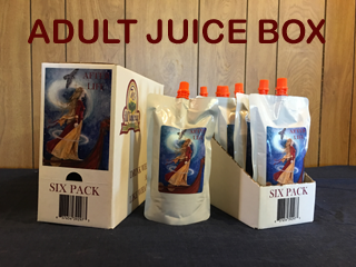 Adult Juice Box