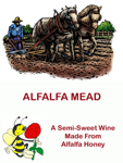 Alfalfa Mead Front Label