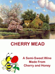 Cherry Mead Front Label