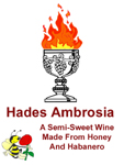 Habanero Mead Front Label