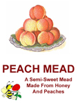 Peach Mead Front Label